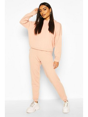 Boohoo Hoody Knitted Tracksuit