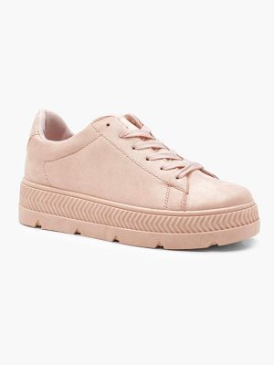 Boohoo Chunky Cleated Trainers
