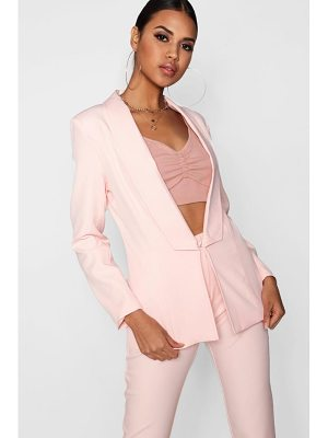 Boohoo Lucy Tailored Occasion Suit Blazer