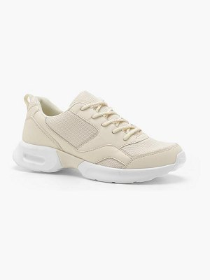 Boohoo Mesh Panel Sporty Trainers