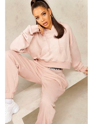Boohoo Mix And Match Edition Oversized Hoodie