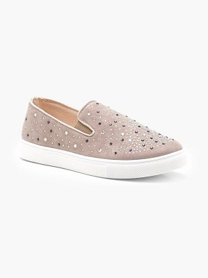 Boohoo Molly Star Embellished Skaters