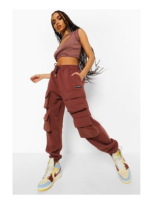 Boohoo Official Front Cargo Pocket Joggers