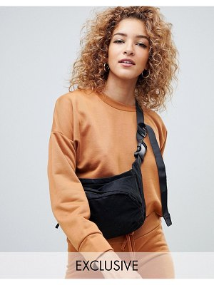 Boohoo basic oversized boxy sweat