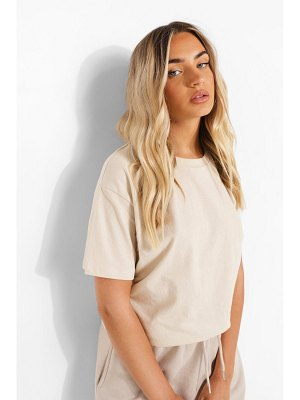 Boohoo Oversized Short Sleeve T Shirt