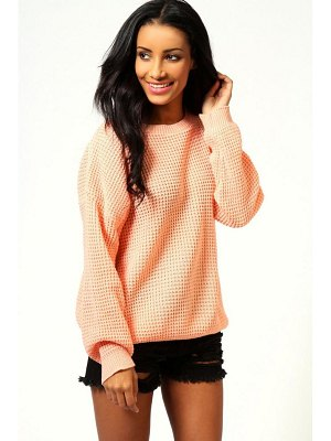 Boohoo Oversized Vintage Sweater