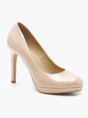 Boohoo Platform Court Shoes