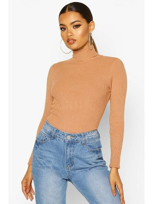 Boohoo Roll Neck Knitted sweater