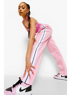 Boohoo Side Stripe Track Pant