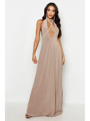 Boohoo Soft Touch Multiway Maxi Dress