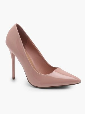 BOOHOO Sophie Pointed Stiletto Court