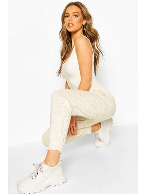Boohoo Speckled draw Cord Jogger