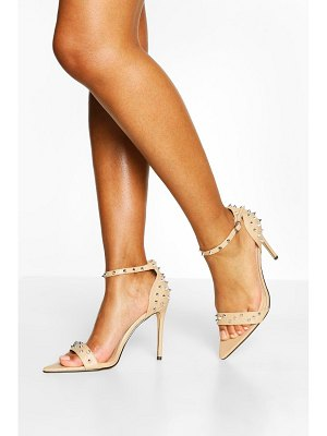 Boohoo Studded Pointed Toe Two Parts
