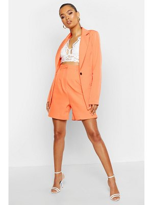 Boohoo Tailored City Short