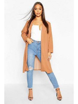 Boohoo Tailored Duster Coat