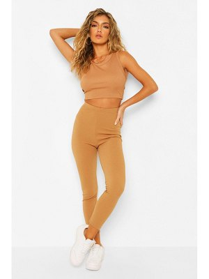 Boohoo Tailored Skinny Stretch Trouser