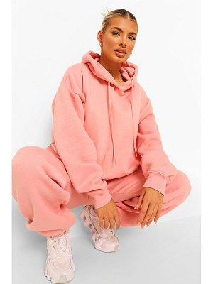 Boohoo Tall Basic Hoody And Jogger Tracksuit