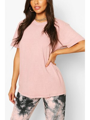 Boohoo Washed Oversized T-Shirt
