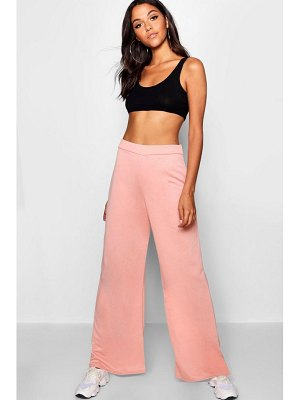Boohoo Wide Leg Sweat Pants