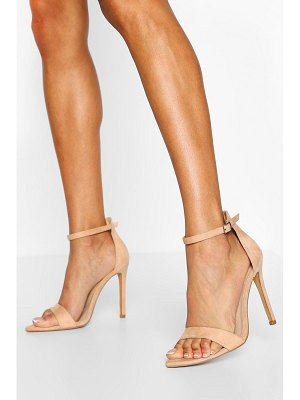 Boohoo Wide Width Pointed Toe Two Parts