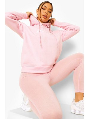 Boohoo Woman Hoodie And Legging Tracksuit