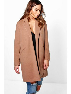 Boohoo Wool Look Coat