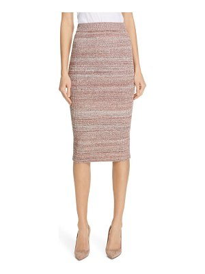 BOSS fovana pencil skirt