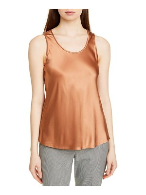 BOSS inolea stretch silk tank
