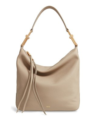 BOSS small kristin leather hobo
