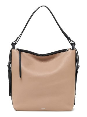 Botkier bond convertible leather hobo bag