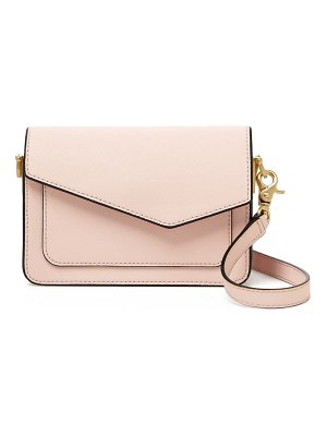 Botkier cobble hill mini leather convertible crossbody bag