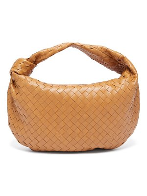 Bottega Veneta bv jodie small intrecciato leather shoulder bag