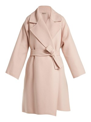 Bottega Veneta Double Faced Cashmere Coat