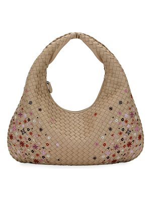 Bottega Veneta Meadow Flower Medium Hobo Bag