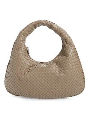 Bottega Veneta medium veneta leather hobo