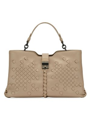 Bottega Veneta Napoli Medium Leather Tote Bag