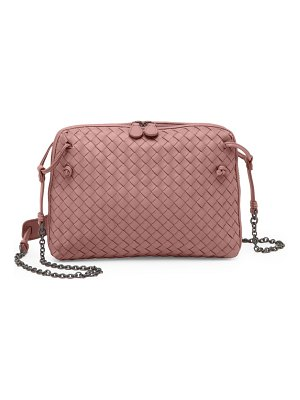Bottega Veneta nodini double-zip crossbody bag