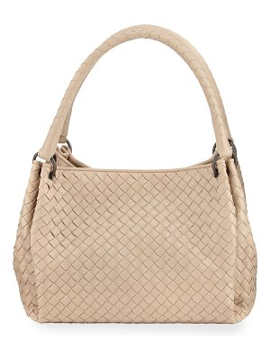 BOTTEGA VENETA Parachute Small Intrecciato Tote Bag