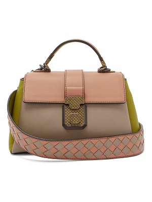 Bottega Veneta Piazza baby leather bag