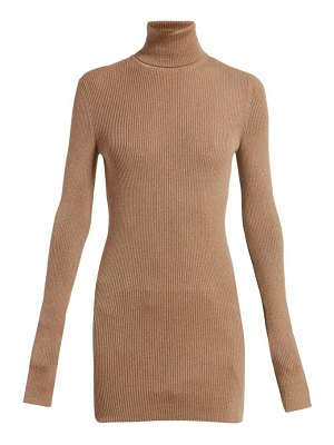Bottega Veneta ribbed roll-neck cashmere sweater