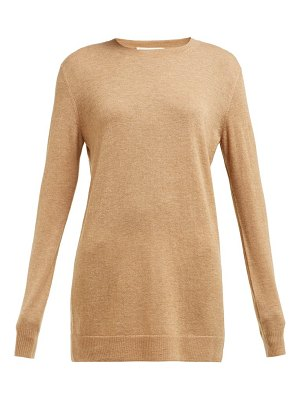Bottega Veneta round-neck cashmere sweater