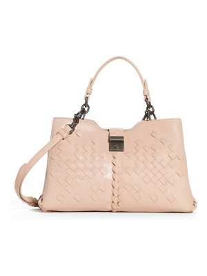 Bottega Veneta small napoli top handle satchel