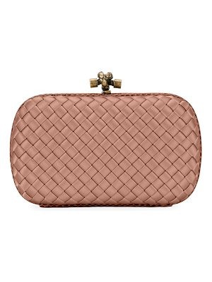 Bottega Veneta Medium Chain Knot Clutch