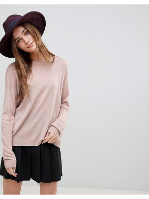 Brave Soul Ronya Loose Fit Sweater