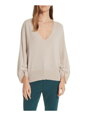 Brochu Walker casimir cashmere pullover sweater
