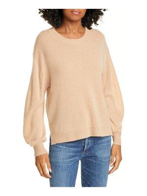 Brochu Walker deslain crewneck cashmere sweater