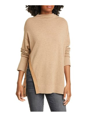 Brochu Walker vida funnel neck cashmere sweater