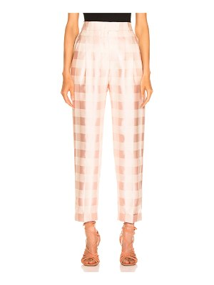 BROCK COLLECTION check trouser