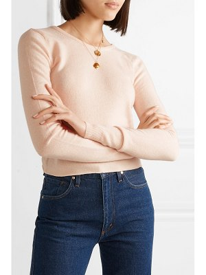 BROCK COLLECTION open-back cashmere sweater