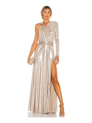 Bronx and Banco starlight gown